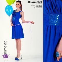 Платье 929