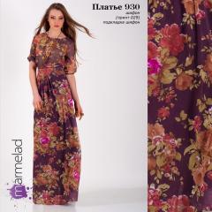 Платье 930