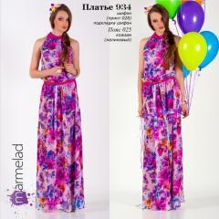 Платье 934
