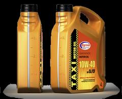 АГРИНОЛ «TAXI Motor oil 10W40» -масло для газовых