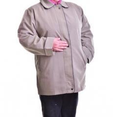 Куртка женская (БАТАЛ)KBHA-1809-3