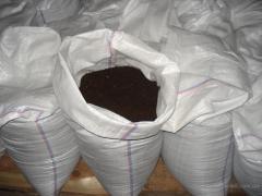 Biohumus a bag of 25 kg - 60grn.s a polyethylene