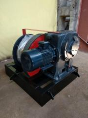 The winch shunting LM-140 with the mechanism of