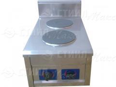 Electric stove 1-2nd konforochny