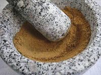 Kumin (zira) ground premium, India