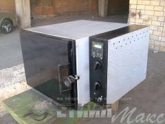 Electric thermofurnace