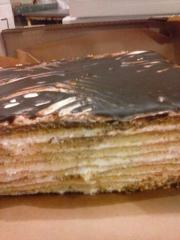 Cakes chocolate