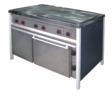 Electric stoves with the PE 6Sh cabinet oven of