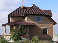 Листы Eco-Dach 1000*1130мм