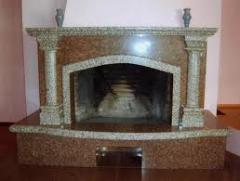 Elements of fireplaces