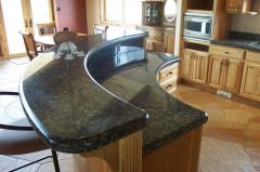 Table-tops from granite.