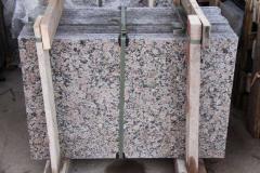 Plates granite in assortmen