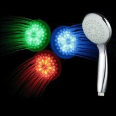 LED насадка на душ с подсветкой