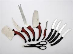 Набор кухонных ножей Контур Про
