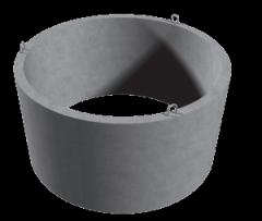 Железобетонные колодезные кольца КС 20.9
