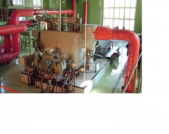 Steam turbines of low power