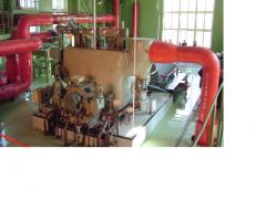 Steam turbines of low power