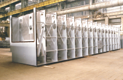 Service power equipment (production of JSC