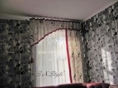 Curtains are design, Curtains design Kryvyi Rih,