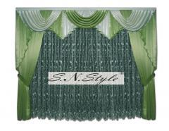 Curtains are silk, Curtains silk Luhansk, Curtains