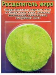 Биопрепарат (биорасщепитель жира) для работы в