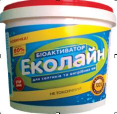 Биопрепараты биологической очистки сточных вод,