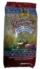 Pearl barley of 0,900 kg.