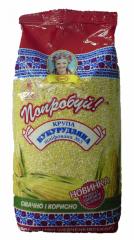 Corn grits of 0,800 kg.