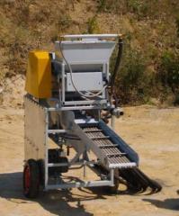 Device flushing prospecting PPR-1