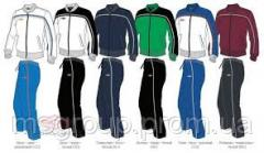 Sport wear (067) 588-56-59 tailoring of suits for