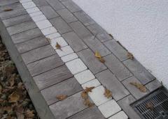 Paving slabs Garden parque