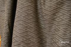 Baby sling scarf of Merry-Carry Tigerauge Braun