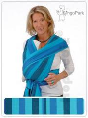 HOPPEDIZ Dublin baby sling scarf