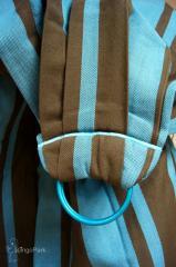 Baby sling with rings of NEOBULLE Bulline Simon
