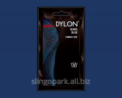 Paint for DYLON for hand use Jeans Blue fabrics