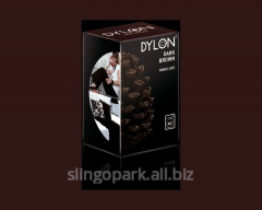 Paint for DYLON for machine use Dark Brown fabrics