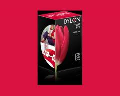 Paint for DYLON for machine use Tulip Red fabrics