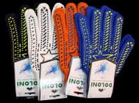 Gloves with DOLONI PVC DRAWING
