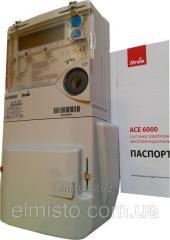 Электросчетчик АСЕ-6000 5-100А класс точн.1.0,