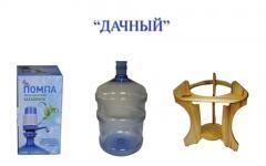 """""""Дачный"""" - комплект оборудования"""