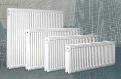 Radiator of heating of steel Kermi