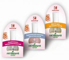 Nail gels Medical line