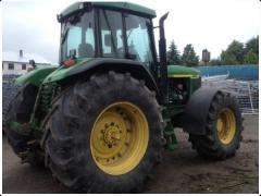 Трактор колесный JOHN DEERE 7710