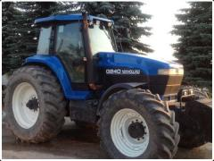 Трактор колісний NEW HOLLAND D91 8970