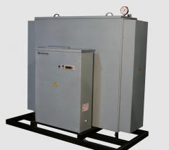 Copper heating AVPE 600 kW (electric boiler)
