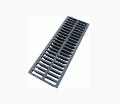 Решетка ливнеприёмника BxLxH = 500х500х145 мм, m=