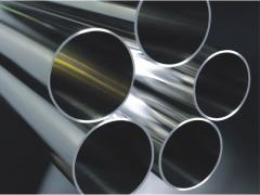 Pipe corrosion-proof polished