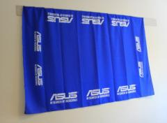 Tablecloth tablecloth with corporate, logo, print