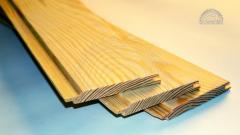 Вагонка срощенная деревянная сосна -...