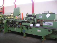 Four-sided planing, molding, pro-tapering, millers